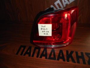 VW Polo 2009-2014 φανάρι πίσω δεξιό