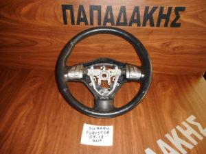 subaru forester 2009 2012 volan timonioy derma me cheiristiria 300x225 Subaru Forester 2009 2012 βολάν τιμονιού δέρμα με χειριστήρια