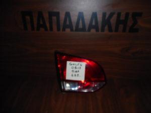 vw golf 6 2008 2013 fanari piso esoteriko aristero 300x225 VW Golf 6 2008 2013 φανάρι πίσω αριστερό εσωτερικό