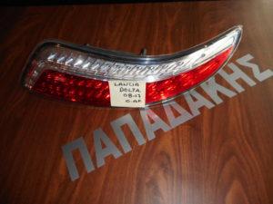 lancia delta 2008 2019 fanari piso aristero led 300x225 Lancia Delta 2008 2019 φανάρι πίσω αριστερό LED