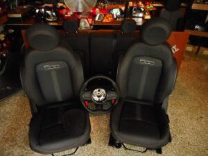 fiat 500x 2014 2020 set kathismata 300x225 Fiat 500X 2014 2020 σετ καθίσματα