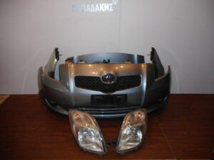 toyota yaris 2006 2009 gkri moyri komple 300x225 Toyota Yaris 2006 2009 μούρη κομπλέ γκρι