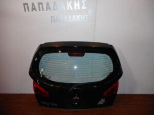 mitsubishi colt 2004 2008 porta opisthia 5i 3porto mayri 300x225 Mitsubishi Colt 2004 2008 πόρτα οπίσθια (5η) 3πορτο μαύρη