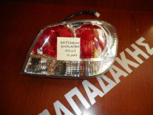 mitsubishi outlander 2003 2007 piso dexio fanari 300x225 Mitsubishi Outlander 2003 2007 πίσω δεξιό φανάρι