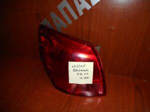 nissan qashqai 2006 2010 piso aristero fanari 300x225 Nissan Qashqai 2006 2010 πίσω αριστερό φανάρι