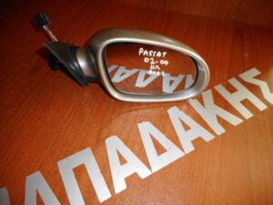 vw passat 2002 2004 ilektrikos kathreptis dexios asimi me flas 300x225 VW Passat 2002 2004 ηλεκτρικός καθρέπτης δεξιός ασημί με φλας