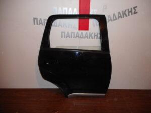 mitsubishi outlander 2007 2011 porta piso dexia mayri 300x225 Mitsubishi Outlander 2007 2013 πόρτα πίσω δεξιά μαύρη