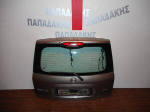 nissan note 2006 2013 opisthia porta 5i kafe anoichto 300x225 Nissan Note 2006 2013 οπίσθια πόρτα (5η) καφέ ανοιχτό