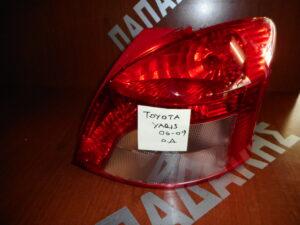 toyota yaris 2006 2009 dexio fanari piso 300x225 Toyota Yaris 2006 2009 φανάρι πίσω δεξιό