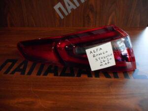alfa romeo stelvio 2016 2020 piso aristero fanari 300x225 Alfa Romeo Stelvio 2016 2020 πίσω αριστερό φανάρι