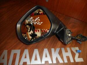 Citroen C4 Picasso 2007-2013 ηλεκτρικός καθρέπτης αριστερός ανθρακί 7 καλώδια