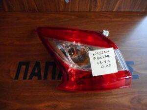 nissan pulsar 2015 2020 piso aristero fanari 300x225 Nissan Pulsar 2015 2020 πίσω αριστερό φανάρι