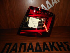 skoda fabia 2018 2020 piso dexio fanari led 300x225 Skoda Fabia 2018 > πίσω δεξιό φανάρι LED