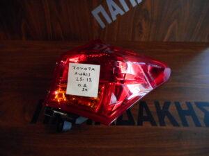 toyota auris 5thyro 2013 2015 piso dexio fanari led 300x225 Toyota Auris 5θυρο 2013 2015 πίσω δεξιό φανάρι LED