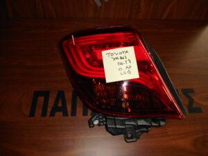 toyota yaris 2014 2017 piso aristero led fanari 300x225 Toyota Yaris 2014 2017 πίσω αριστερό φανάρι LED