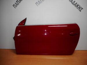 vw eos 2006 2011 aristeri porta dythyri kokkini 300x225 VW Eos 2006 2011 αριστερή πόρτα δύθυρη κόκκινη