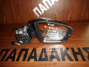 vw t roc 2017 2020 ilektrikos anaklinomenos kathreptis dexios fos asfaleias mayros 13 kalodia 300x225 VW T Roc 2017 2020 ηλεκτρικός ανακλινόμενος καθρέπτης δεξιός μαύρος 13 καλώδια φως ασφαλείας