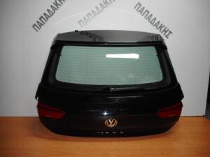 vw t roc 2017 2020 opisthia porta 5i mayri 300x225 VW T Roc 2017 2020 οπίσθια πόρτα (5η) μαύρη