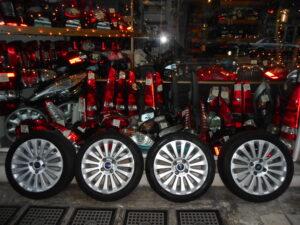set ford fiesta 2008 2017 zantes aloyminioy 195 45 16 300x225 Σετ Ford Fiesta 2008 2017 ζάντες αλουμηνίου 195/45/16