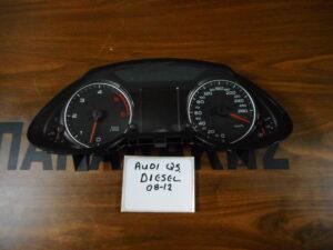 Audi Q5 2008-2012 Diesel καντράν