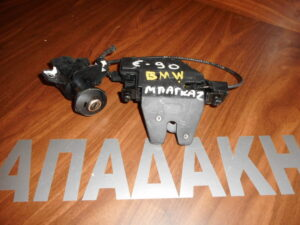 Bmw E90 2005-2012 κλειδαριά μπαγκάζ με αφαλό