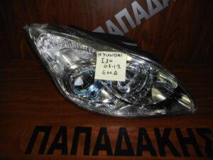 Hyundai i30 2007-2012 εμπρός δεξιό φανάρι χρώμιο (Καινούργιο Ιμιτασιόν)