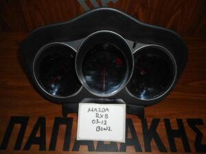 Mazda RX8 2003-2012 Βενζίνα καντράν κωδικός: FR FE19 B