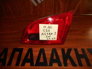 Opel Astra J SW 2010-2015 πίσω δεξί φανάρι εσωτερικό