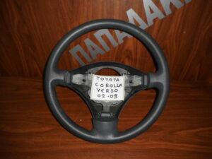 Toyota Corolla Verso 2002-2009 βολάν τιμονιού