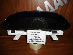 Toyota Yaris 2006-2011 Βενζίνα καντράν κωδικός: 83800-0D070 MB257450-0161