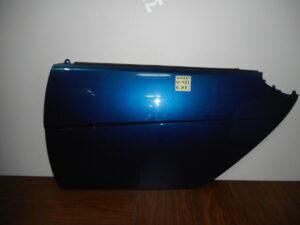 Smart ForTwo w451 2007-2014 πάνελ αριστερής πόρτας μπλε