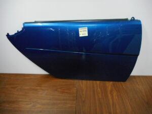Smart ForTwo w451 2007-2014 πάνελ δεξιάς πόρτας μπλε