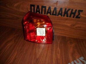 Toyota Corolla 3/5Θυρο 2004-2006 πίσω αριστερό φανάρι