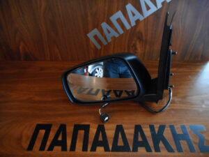 Nissan Navara D40 2005-2010 ηλεκτρικός καθρέπτης αριστερός άβαφος