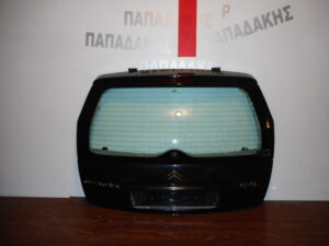 Citroen C3 2003-2009 οπίσθια πόρτα (3η/5η) μαύρη