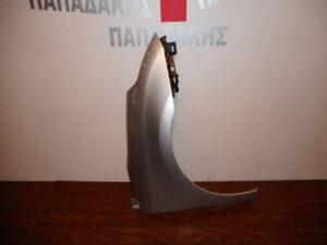 Citroen C4 2004-2011 εμπρός δεξιό φτερό ασημί