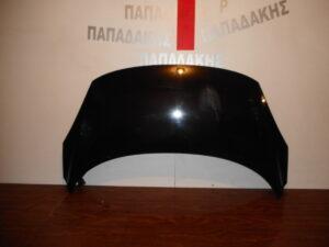 Citroen C4 Grand Picasso 2014-2020 εμπρός καπό μαύρο