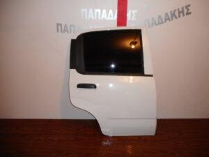 Fiat Panda New 2012-2020 πίσω δεξιά πόρτα άσπρη