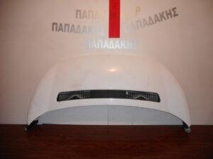 Fiat Scudo/Citroen Jumpy 2007-2016 εμπρός καπό άσπρο