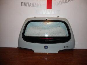 Fiat Seicento 1998-2007 οπίσθια πόρτα (3η/5η) λαχανί