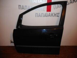 Ford Focus C-Max 2003-2010 εμπρός αριστερή πόρτα μαύρη