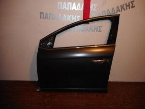 Lancia Delta 2008-2017 εμπρός αριστερή πόρτα ματ ανθρακί