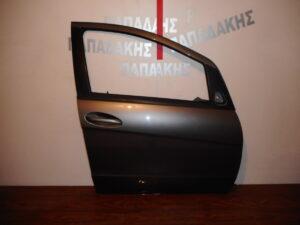 Mercedes A Class w169 2004-2012 πόρτα εμπρός δεξιά γκρι σκούρο