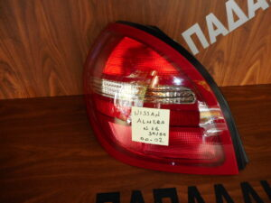 Nissan Almera N16 3/5Θυρο 2000-2002 πίσω αριστερό φανάρι