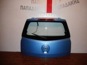 Opel Agila 2008-2014 οπίσθια πόρτα (3η/5η) γαλάζια