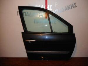 Renault Scenic 2003-2009 πόρτα εμπρός δεξιά ανθρακί