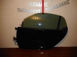 Smart ForTwo w450 1998-2007 πόρτα αριστερή δύθυρη μαύρη