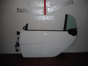 Smart ForTwo w451 2007-2014 πόρτα αριστερή δύθυρη άσπρη